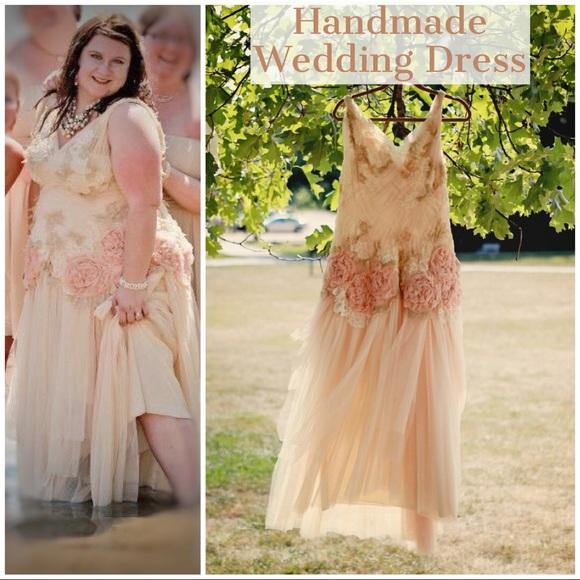 Handmade Dresses | Fairytale Ethereal Wedding Dress Unique | Poshmark